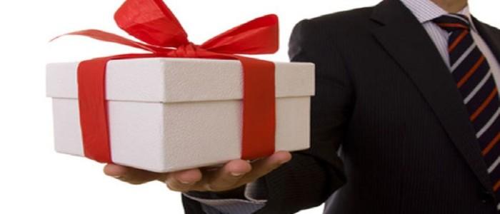 Omaggi: nuove regole a partire dal 13.12.2014